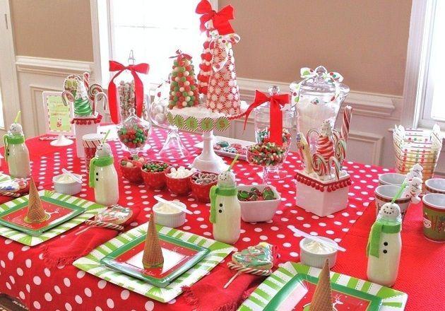 The 9 best Children\'s Christmas Table Ideas images on Pinterest ...