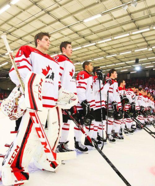 Team Canada, World Junior Hockey Championship 2014