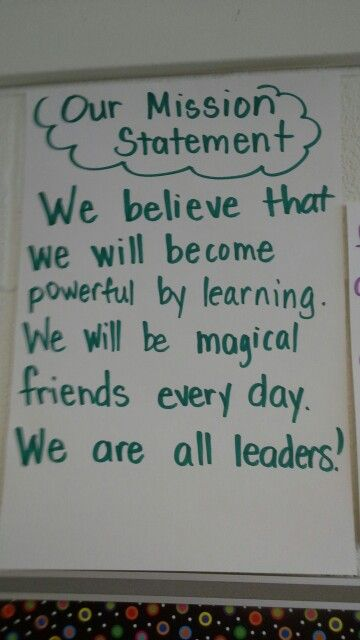 1000  images about mission statements
