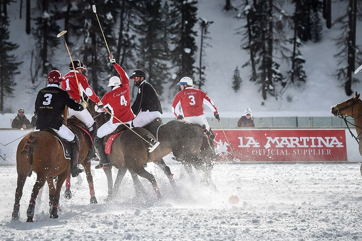 The Maserati Snow Polo World Cup St. MoritzThis year's Maserati Snow Polo World Cup at St. Moritz took place from the 26th of January and ran 'til the 28th of January 2018. #polo #Maserati #Luxury #Sport #Snow http://www.salonprivemag.com/lifestyle/the-maserati-snow-polo-world-cup-st-moritz/