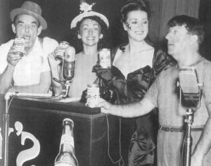 Before Cheers on TV, there was Duffy's Tavern. A hilarious old time radio show.