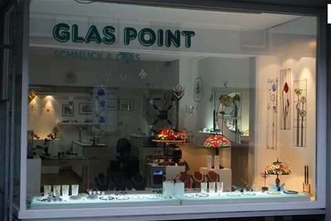 Glas Point - www.tiffanygutachten.de