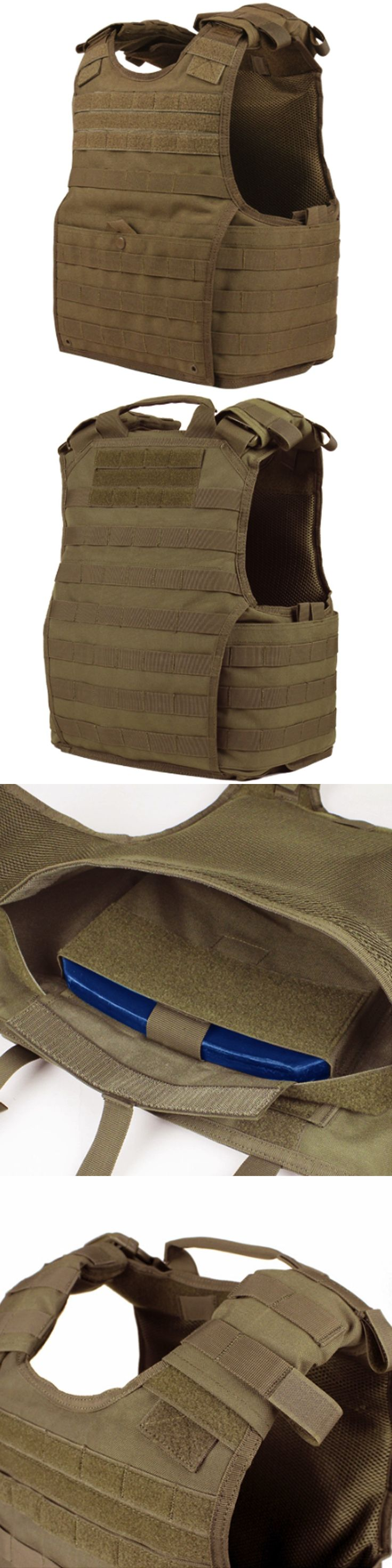 Body Armor and Plates 102537: Condor Xpc Coyote Brown Spear Balc Molle Armor Plate Carrier Tactical Vest S/M -> BUY IT NOW ONLY: $62.86 on eBay!