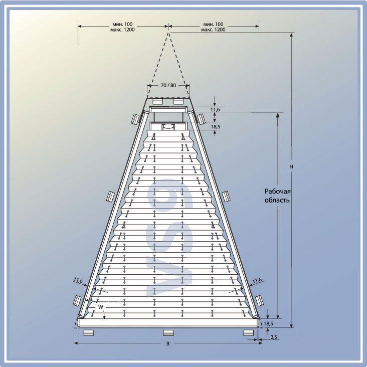 Картинки по запросу рулонные шторы на треугольное окно