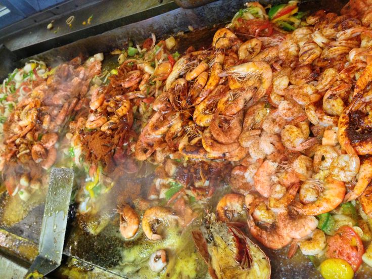 19 best images about world famous shrimp trays on for San pedro fish market super tray