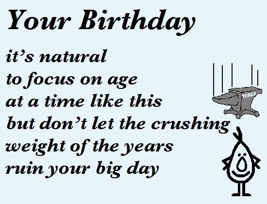 Best 25+ Funny Birthday Poems Ideas On Pinterest