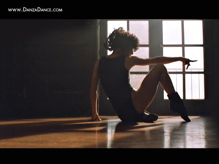 Flashdance - the movie. A bit cheesy but I love it.