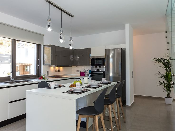 Rethymno villa rental - The kitchen is totally functional and fully equipped!
