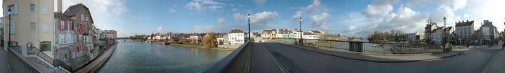 Pont Manoury à Lagny-sur-Marne - 2005