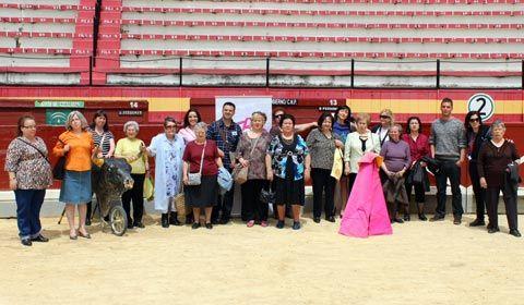 JAÉN Visita guiada a la plaza de toros de la ciudad RB Producciones Taurinas crea el Tour de la Alameda - Mundotoro.com #toros