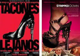 Resultado de imagen de carteles de cine plagios