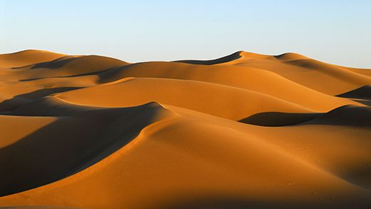 The magnificent colors of the sand dunes of California #desert #kilroy #usa #California #colors #nature