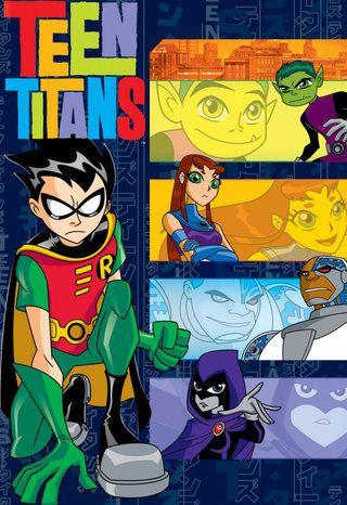 Watch Teen Titans online