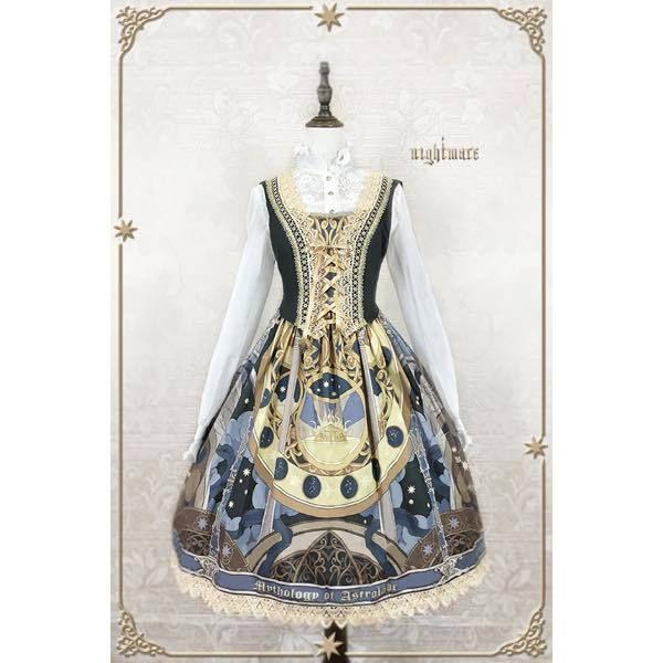 Worldwide shipping available ♪ Nightmare|ナイトメア .。*゚+。 https://www.wunderwelt.jp/fleur/brands/nightmare  ☆ Official online retailer ☆ Wunderwelt Fleur ☆