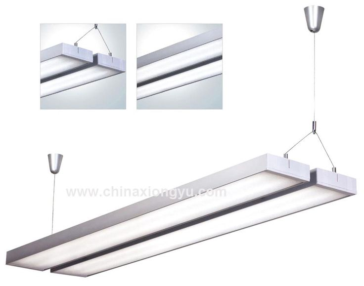 T5 Office Fluorescent lamp MX289-3-4