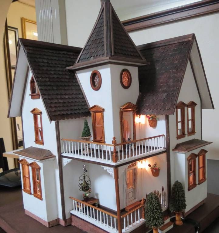 "20 Best Dollhouse: 1/2"" Fairfield Images On Pinterest"