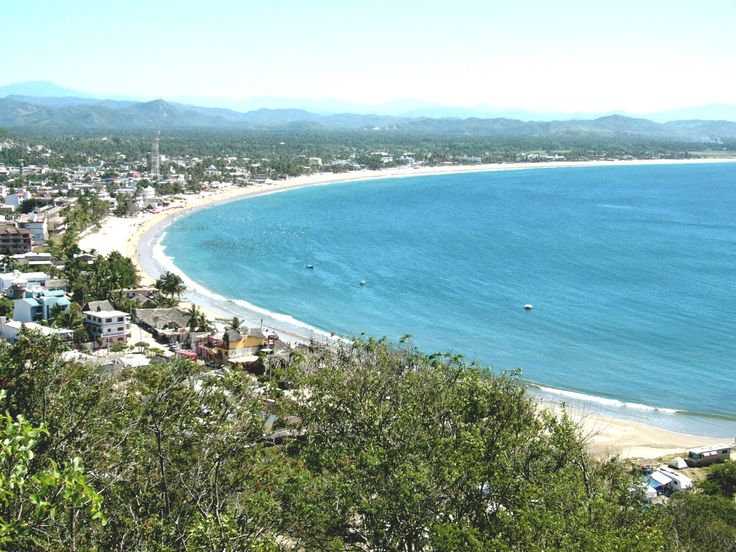 Where I'll wake up literally in 24 hours!!! Melaque, Mexico