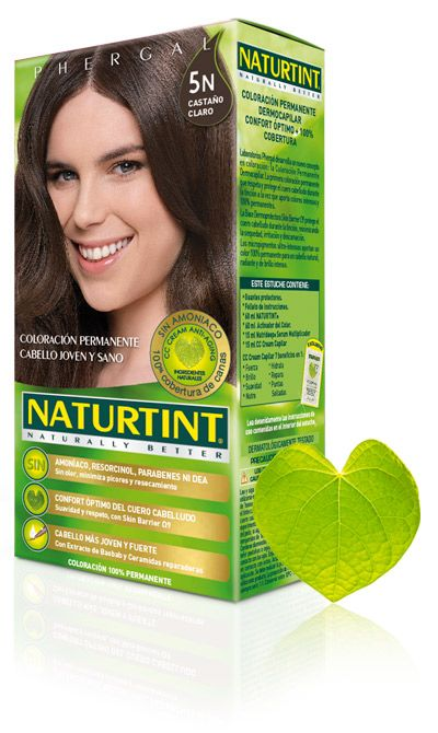 NATURTINT PURE & PROTECT 5N - CASTAÑO CLARO