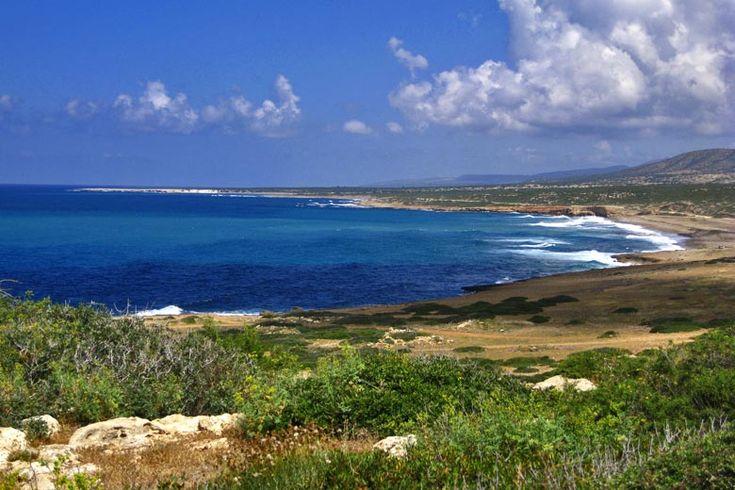 Akamas Peninsula, Cyprus | Weather2Travel.com #travel #cyprus #beaches