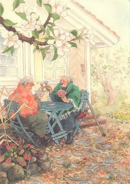 Inge Löök's old ladies - a gallery on Flickr