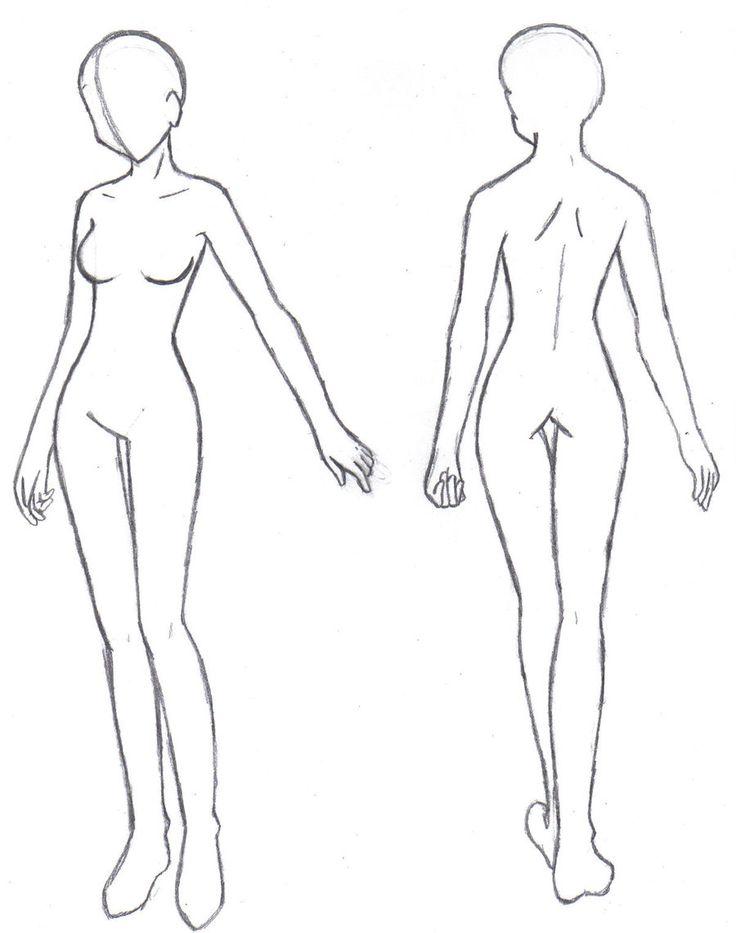 Best 25+ Body template ideas on Pinterest | Fashion illustration ...
