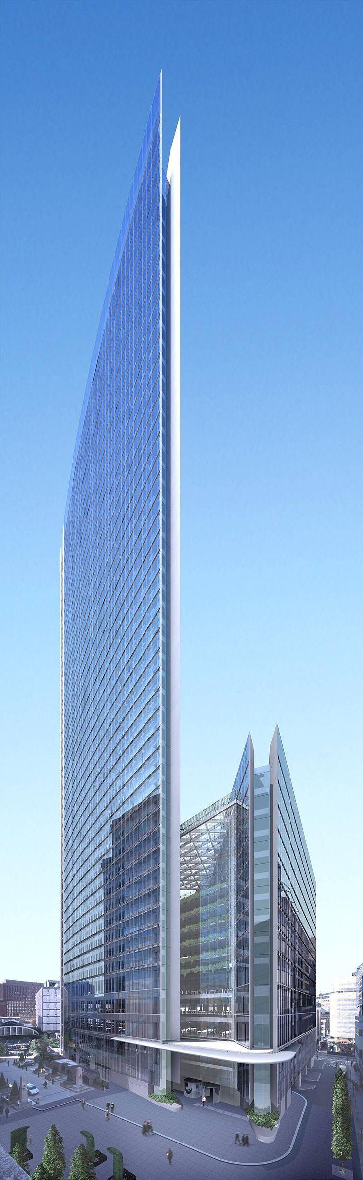 The Minerva Building, London #rascacielos #edificios #skyscrapers #buildings                                                                                                                                                      Más