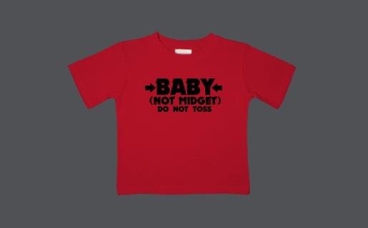 Baby, Not Midget