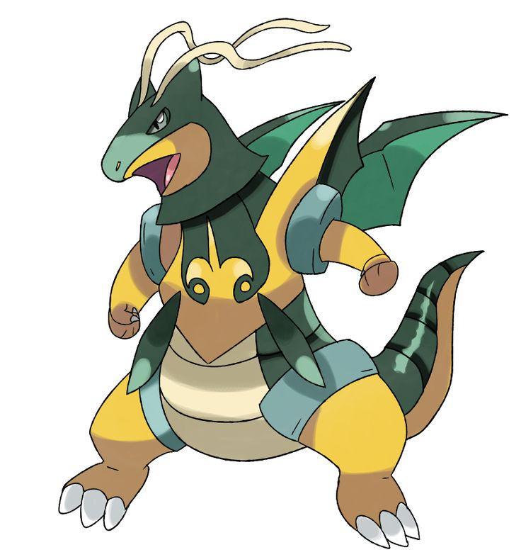 Mega dragonite x dragon steel kanto megas 50 new - Pokemon mega evolution y ...