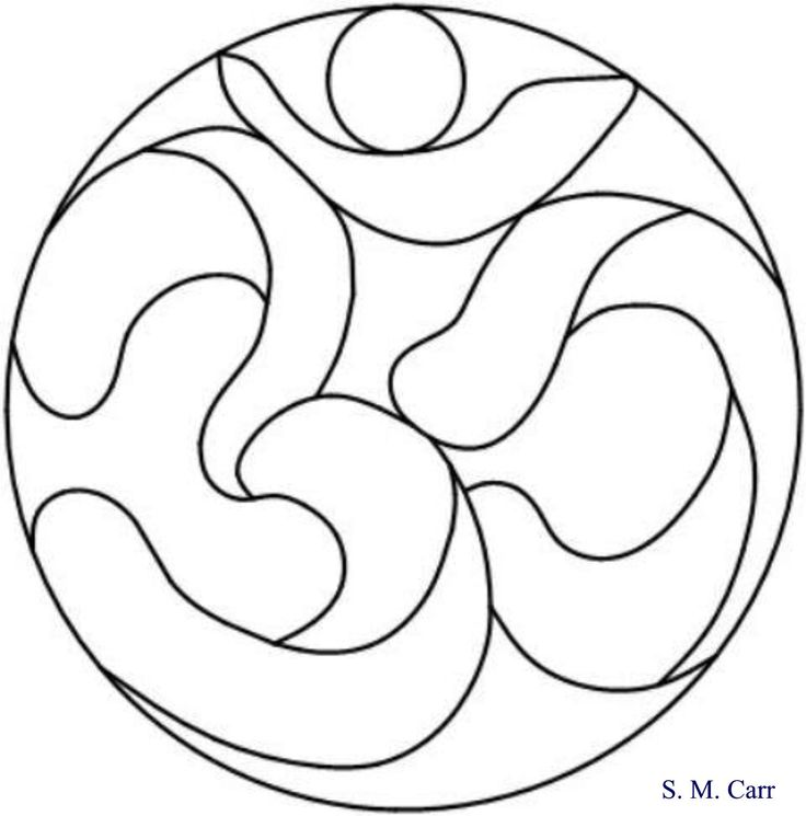 om circle