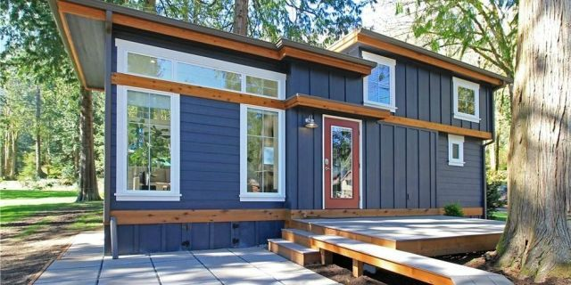 From the Inside, This Tiny House Feels Huge  - CountryLiving.com
