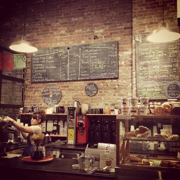 Working Girl Cafe Menu