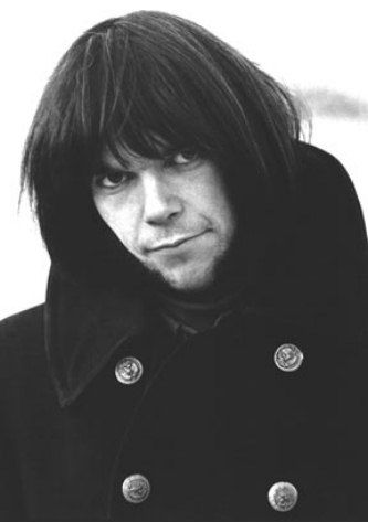 Neil Young. There's no way I can have a board devoted to singers and musicians without My Neil!!!