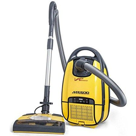 Wal-Mart.com USA LLC  Vapamore MR-500 Vento Canister Power Vacuum System