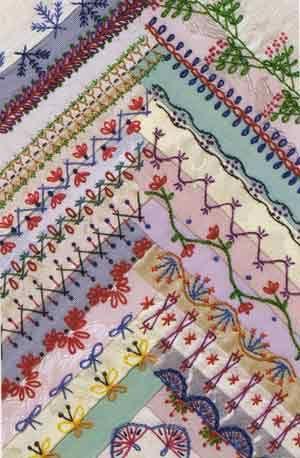 crazy patchwork ideas - Google'da Ara