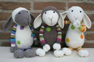 Kuklyandiya: Lamb   Amigurumi - Crocheted Toys   Pinterest   Lamb ...
