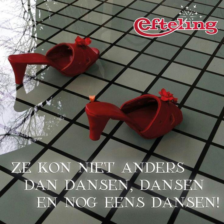 Efteling in Nederland. Super!