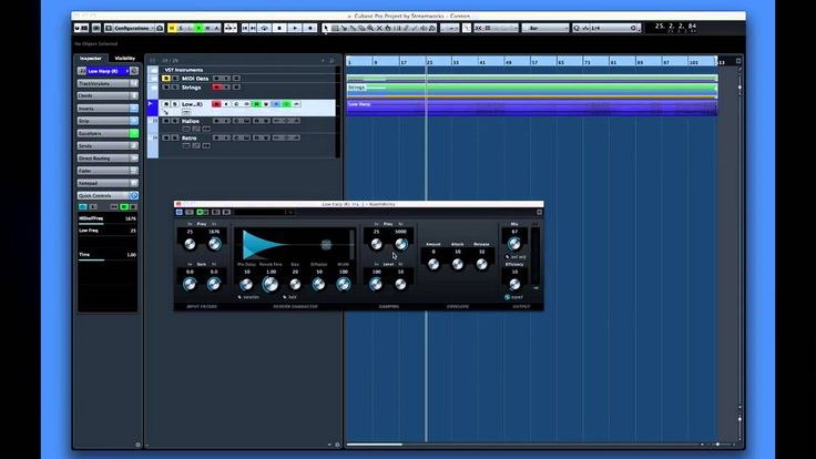 Cubase 8 Quick Start Videos   Chapter 12   Using automation and remote c...