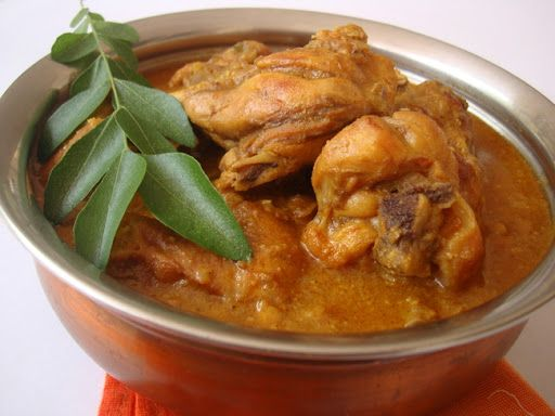 Chicken Curry Recipe on Yummly