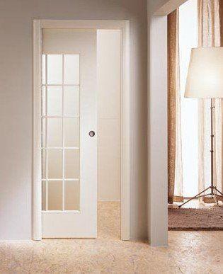 Oltre 1000 idee su cornice intorno tv su pinterest tv for Interior pocket doors with glass panels