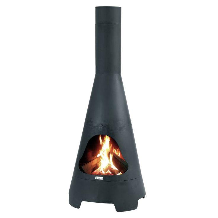 Norfolk Outdoor Fireplace