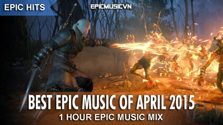 1 hours of epic music