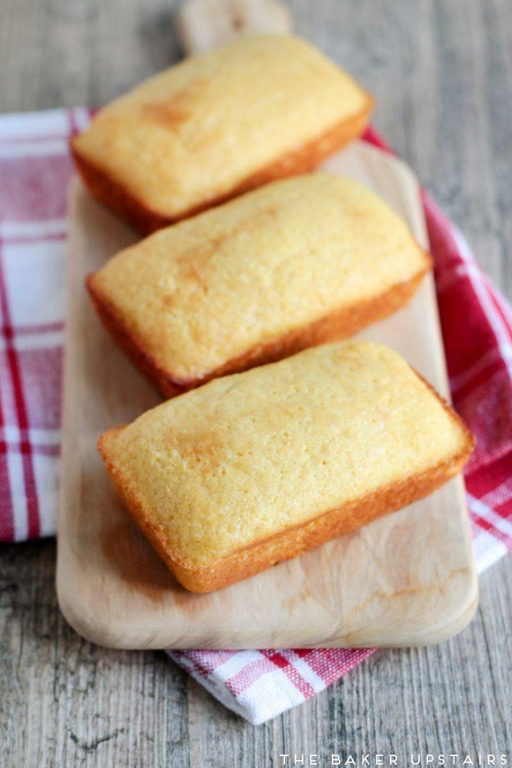 el panadero arriba: maíz dulce miel