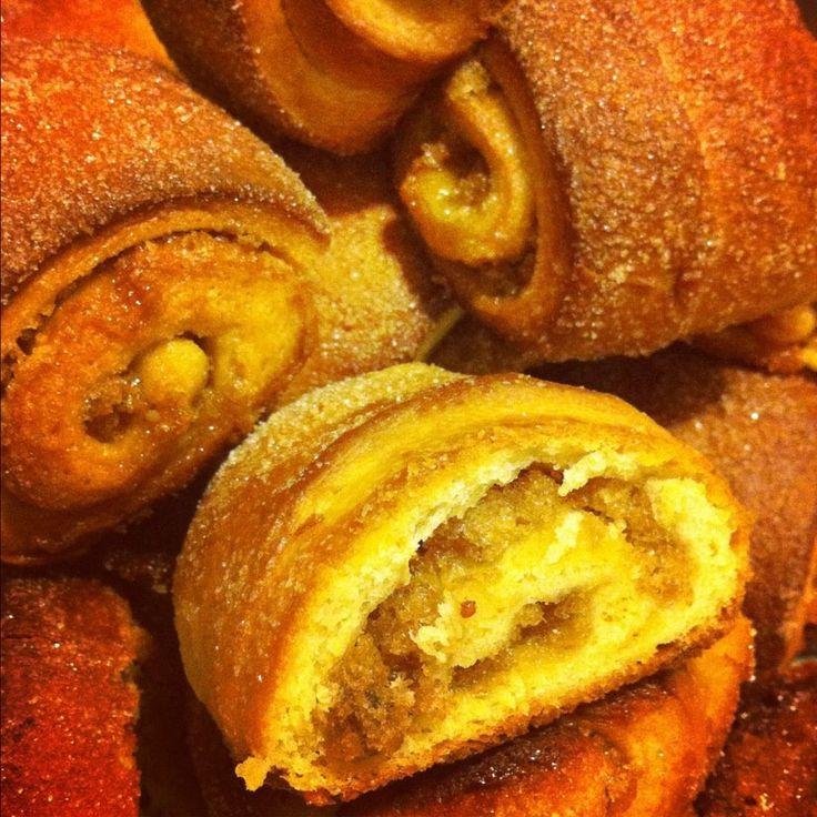 (Filipino Spanish Bread, baked July 8, 2012)