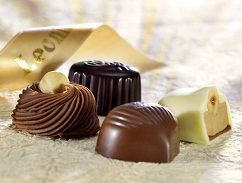 Mmmm: Leonidas Belgian chocolates