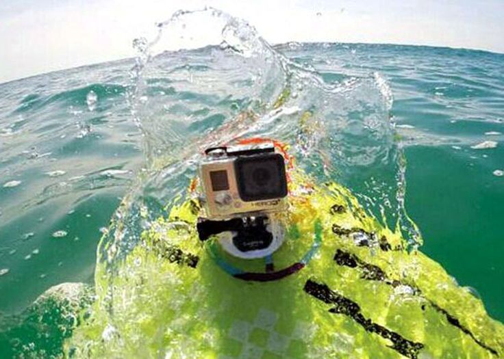 Learn how to Install the GoPro Bodyboard Mount. Watch a how-to video in this post. #gopro #howto #underwaterphotography