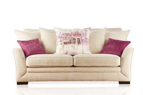 Moira 2 seater sofa £629 #meyerandmarsh #livingroom #livingroomideas