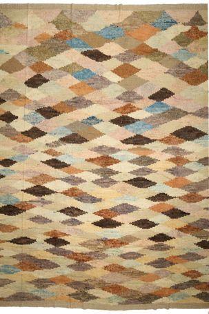 Barchi / Moroccan Berber carpet 378x489