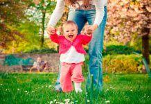 Советы родителям: Учим малыша самостоятельно ходить