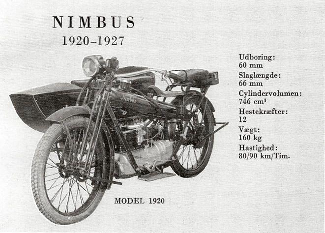 Nimbus model 1920
