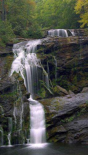 Bald River Falls, Cherokee National Forest, TN